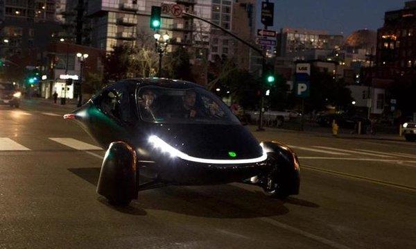 Стартап Aptera разработал электромобиль на солнечных батареях