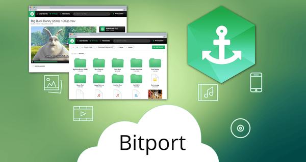 Bitport.io - облачное торрент-хранилище