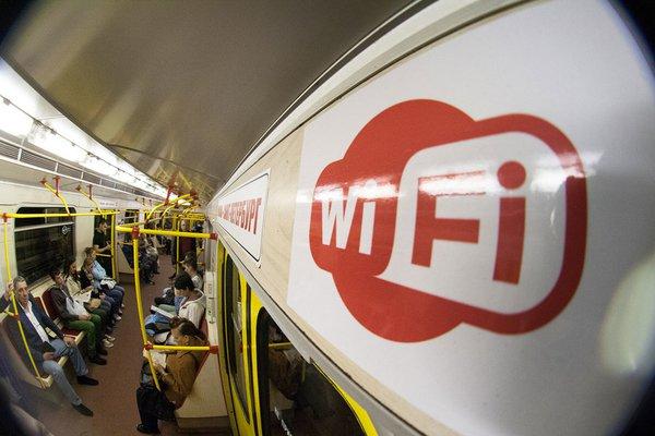 Персональные данные пользователей Wi-Fi московского метро оказались под угрозой