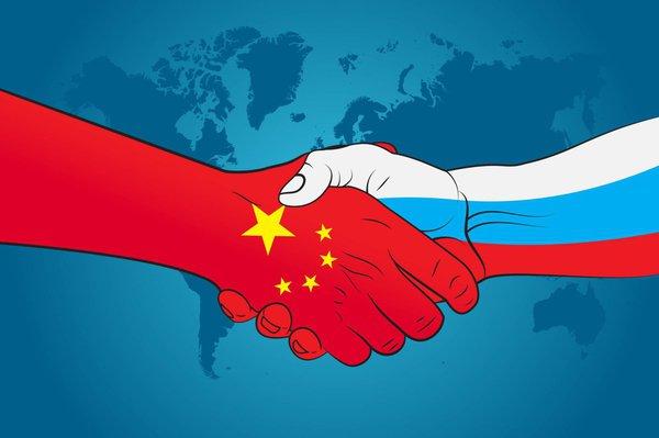 Россия и Китай планируют создать «альтернативный интернет»