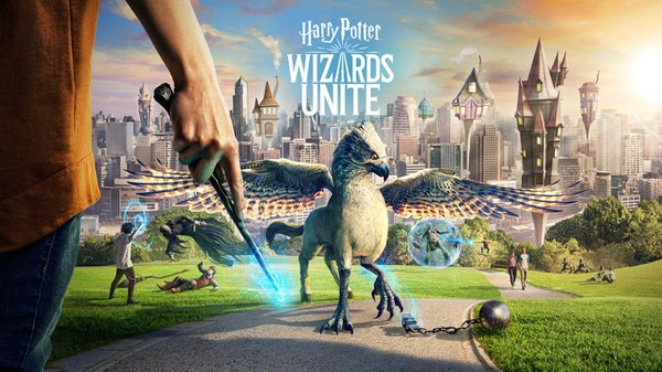 Как скачать игру Harry Potter: Wizards Unite?