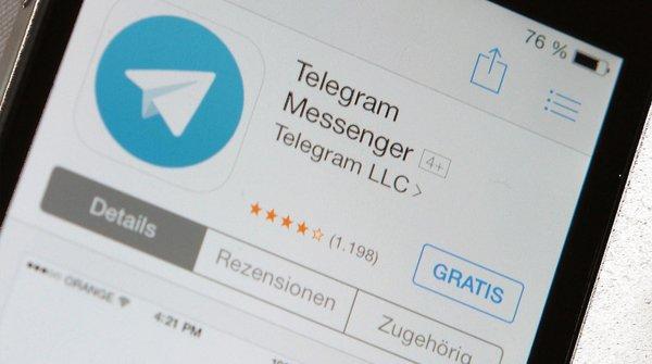 «Яндекс» удалил из поисковой выдачи сайт Telegram