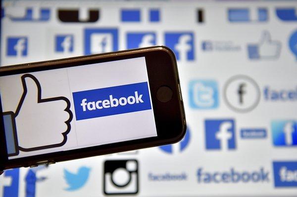 Роскомнадзор оштрафовал Facebook на три тысячи рублей