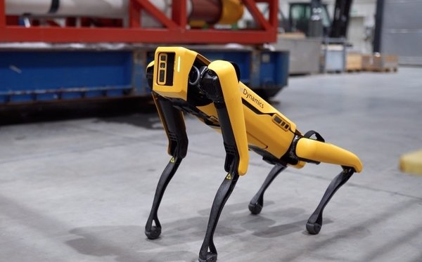 Робот Boston Dynamics Spot поступил в продажу за $74500