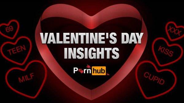 Pornhub дарит бесплатный премиум-аккаунт на один день в честь Дня влюбленных