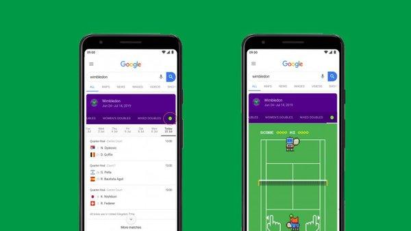 В Google появилась новая пасхальная игра