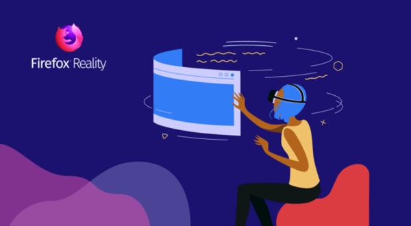 Mozilla выпустила новый браузер Firefox Reality для виртуальной реальности