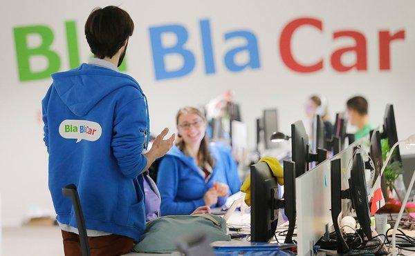 Суд отказался блокировать сервис BlaBlaCar