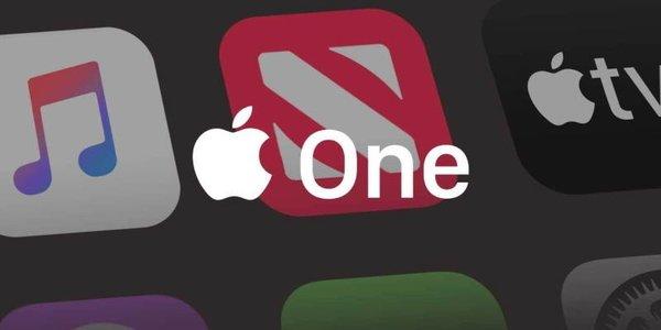 Apple запустила подписку Apple One в России
