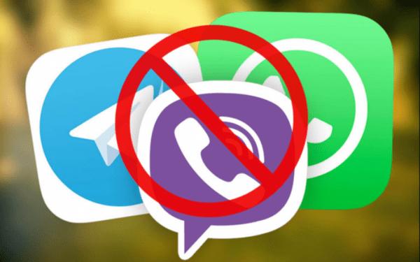 Роскомнадзор заблокировал 329 IP-адресов мессенджера WhatsApp