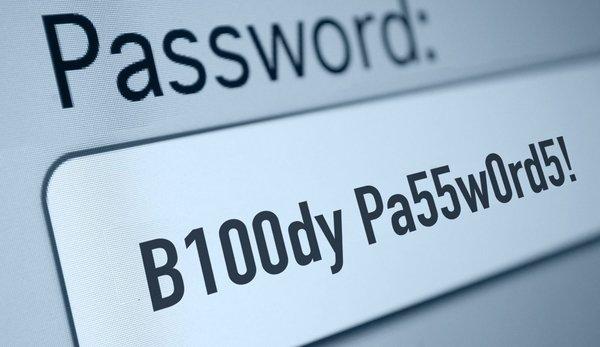 Топ-25 худших паролей 2018 года