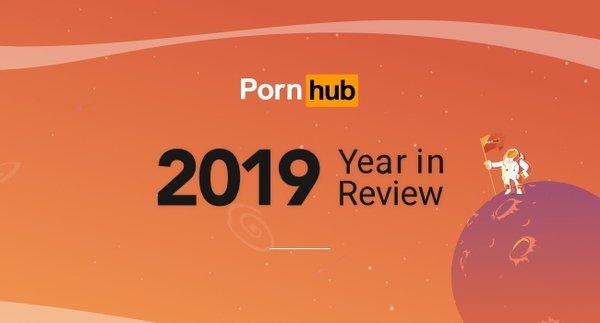 Pornhub подвел итоги 2019 года и рассказал опопулярных трендах
