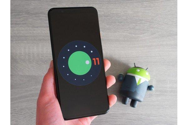 Google выпустил бета-версию Android 11