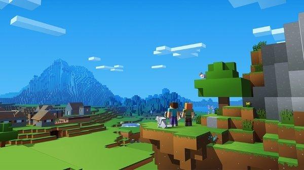 В  легендарную версию Minecraft теперь можно бесплатно сыграть в браузере