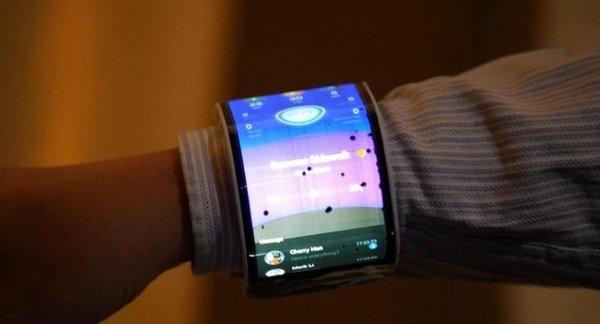 Lenovo представит «гибкий» смартфон в октябре