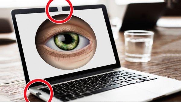 Роскачество советует заклеивать камеру и микрофон ноутбука