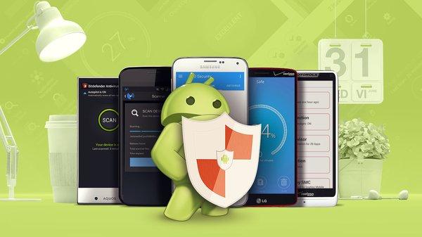 Лучшие бесплатные антивирусы для Android