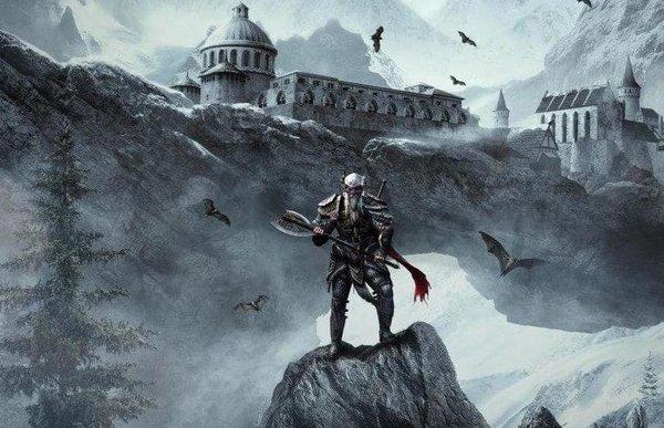 В The Elder Scrolls Onlineможно сыграть бесплатно до 19 августа