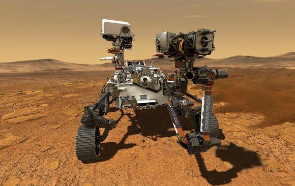 Новый марсоход NASA запишет звуки Марса