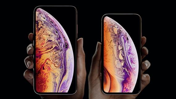 Apple представила три новых iPhone XS, ХS Max и XR