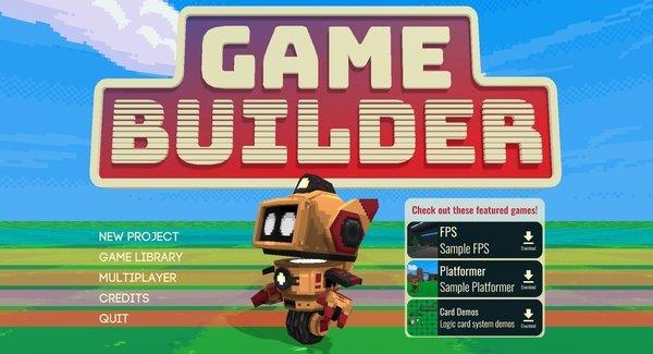 Google выпустила бесплатный конструктор игр в стиле Minecraft