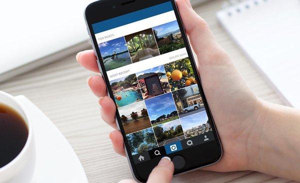 Социальная сеть Instagram заблокировала #море